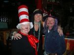 Trudy, Tammy & Rick @ Hot Rods Halloween Party 2006