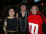 Kathy, Tammy & Dawn @ Hot Rods Halloween Party 2006